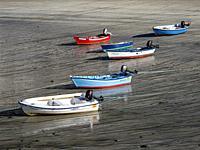 puerto de Bares, La Coruña, Galicia, Spain.