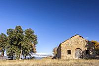 Fueva Valley in Huesca, Spain.