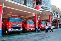 Fire Station, Phuket, Thailand