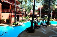 Patong Beach Resort, Bangla Road, Phuket, Thailand