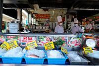 Seafood, Phuket, Thailand