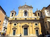 Santa Maria in Aquiro - Rome, Italy.