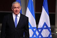Israeli Prime Minister Benjamin Netanyahu. The leaders of Greece, Israel and Cyprus met in Athens Thursday to sign a deal aiming to build a key unders...
