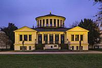 Bonn, D-Bonn, Rhine, Sieg, Kottenforst, Rhineland Nature Park, Rhineland, North Rhine-Westphalia, NRW, Akademisches Kunstmuseum, Academic Art Museum a...