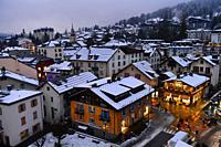 Chamonix,Haute-Savoie,French Alps,France,Europe.