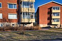 Apartments, Strangnas, Sweden