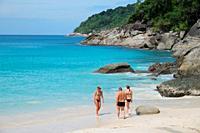 Nui Beach, Phuket Island, Thailand