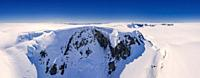 Glaciological Society Spring Expedition, Grimsvotn Hut, Vatnajokull Ice Cap, Iceland.