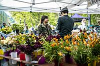 Portland Farmers Market - Shemanski Park. is a popular lunch and shopping destination for downtown residents, office workers, tourists, and local chef...