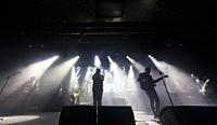 (Madrid, Spain, January 24th, 2020) Fuerza Nueva performs on stage at La Riviera in Madrid (Photo by Angel Manzano)