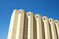 Agricultural building dedicated to the storage of cereal crops.