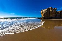 El Matador State Beach, Malibu, California USA.