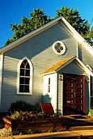 The British Methodist Episcopal Church, in Niagara Falls , Ontario, was instrumental in bringing fleeing American slaves to freedom in Canada.