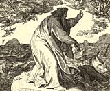 Genesis, the Beginning. God said, let the land produce living creatures according to their kinds: the livestock, the creatures that move along the gro...