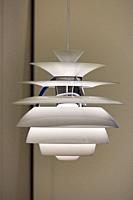 Pendant lamp, Decorative lighting, Villa, Donostia, San Sebastian, Gipuzkoa, Basque Country, Spain, Europe