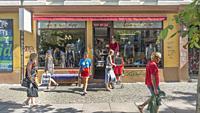 fein und ripp, vintage fashion store, prenzlauer berg, berlin, germany.