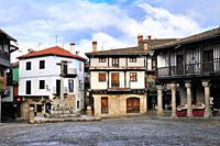 La Alberca. Sierra de Francia region. Salamanca province. Castilla y León. Spain