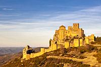 Castle of Loarre, Loarre, La Hoya, Huesca, Spain.