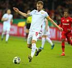 Leverkusen, Germany, 04.03.2020, DFB Cup, Bayer 04 Leverkusen - 1. FC Union Berlin, Marvin Friedrich (Union)   .