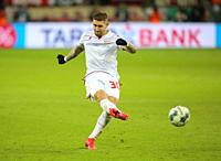 Leverkusen, Germany, 04.03.2020, DFB Cup, Bayer 04 Leverkusen - 1. FC Union Berlin, Robert Andrich (Union)   .