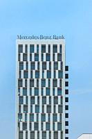 mercedes benz bank building, berlin, germany.