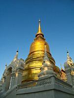 Wat Suan Dok, Chiang Mai, Thailand.