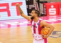 Bonn, Germany, 10.03.2020, Telekom Dome, Basketball, FIBA Champions League, Telekom Baskets Bonn vs AEK Athens FC : Joshiko Saibou (Bonn)