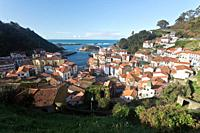 Cudillero is a council, parish and locality of the autonomous community of the Principality of Asturias, Spain.