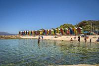 St James Tidal Pool, Cape Town.