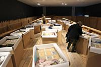 "Ilya Kabakov """" The Boat of my Life"""". Greece's National Museum of Contemporary Art Opens to the Public. In the exhibition of the permanent collection..."