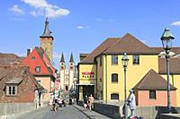 Wurzburg, Bavaria, Germany.