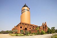 Nan Mint Tower , Old Bagan and Nyaung U village area, Mandalay region, Myanmar, Asia.