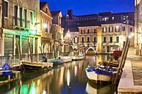 Fondamenta dei Tolentini, Venice, 30100 Venezia VE, Beneto, Italy.