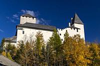 Mauterndorf castle, Tamsweg district, Province of Salzburg, Austria.