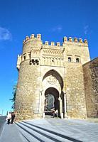 Puerta del Sol. Toledo, Spain.