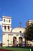 Nuestra Senora de la Asuncion Cathedral, Baracoa, Guantanamo Province, Cuba.