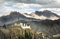 Lamayuru Monastery, Indus Valley, Ladak.