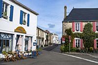 Noirmoutier-en-Île, Noirmoutier Island, Vendée, Pays de la Loire, France.