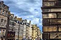 1 Parliament Square, Royal Mile, Old Town, Edinburgh, Scotland, United Kingdom, Europe.
