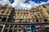 Howies restaurant, Victoria Street, Old Town, Edinburgh, Scotland, United Kingdom, Europe