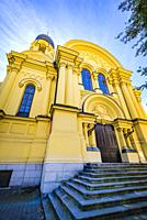 Metropolitan Cathedral of the Holy and Equal-to-the-Apostles Mary Magdalene is a Polish Orthodox cathedral, located at al. Solidarnosci 52 in Warsaw, ...