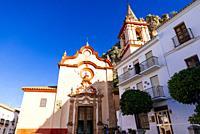 The church of Santa María de la Mesa, also Santa María de la Meza, an outstanding example of Andalusian religious architecture from the second half of...