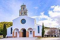 The Sanctuary of Our Lady of the Mountains - Nuestra Señora de las Montañas is the Marian pilgrimage center of the entire region of which Villamartín ...
