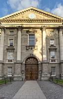 Trinity College Dublin, The University of Dublin.