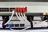 Communication network cabinets, CPD, Data Processing Center