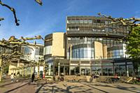 Landtagsgebäude Haus des Landtages, Landeshauptstadt Duesseldorf, Nordrhein-Westfalen, Deutschland, Europa   North Rhine-Westphalia State Parliament b...