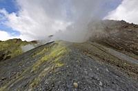 Garbuna Volcano, Kimbe Bay, New Britain, Papua New Guinea.