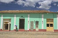 Street scenes from UNESCO World Heritage Trinidad, Cuba.