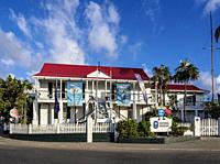 Cayman Islands National Museum, George Town, Grand Cayman, Cayman Islands.