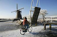 Mobility in Holland.